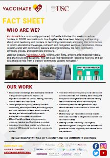 Vaccinate LA Fact Sheet PDF